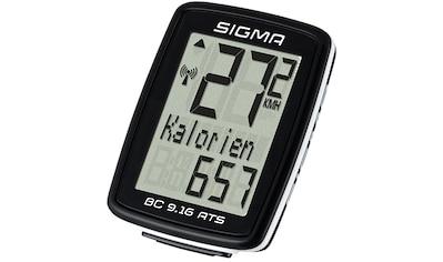 SIGMA SPORT Fahrradcomputer »BC 9.16 ATS« kaufen