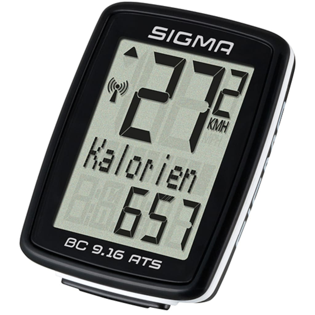 SIGMA SPORT Fahrradcomputer »BC 9.16 ATS«
