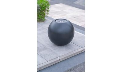 UBBINK Gartenbrunnen »Pizarra«, mit LED, ØxH: 40x36 cm kaufen
