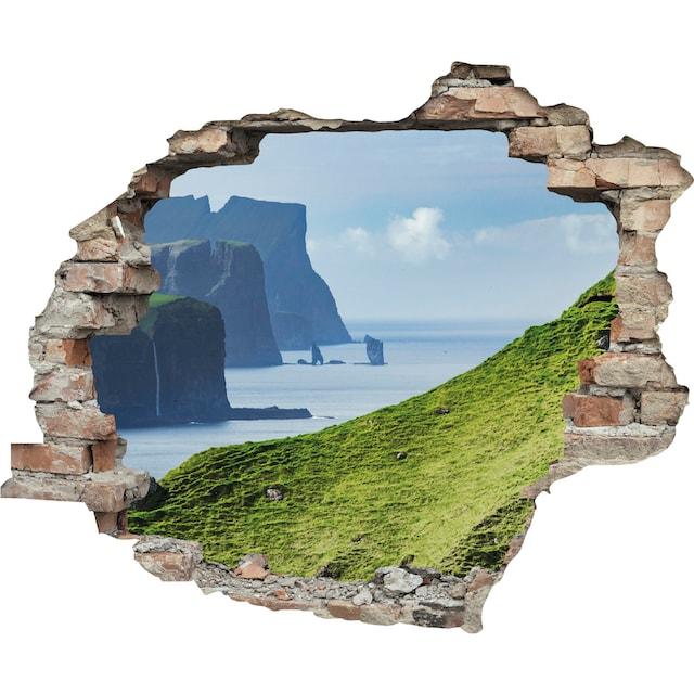 queence Wandtattoo »Fjord« (1 Stück)
