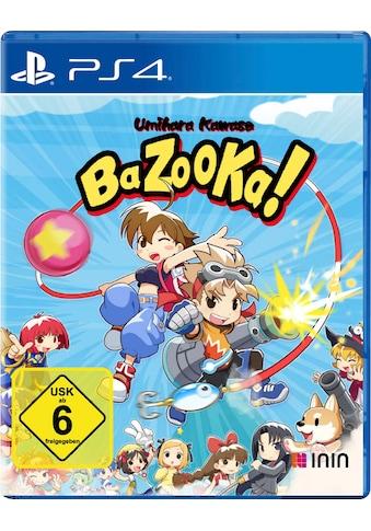 PlayStation 4 Spiel »Umihara Kawase: BaZooKa!«, PlayStation 4 kaufen