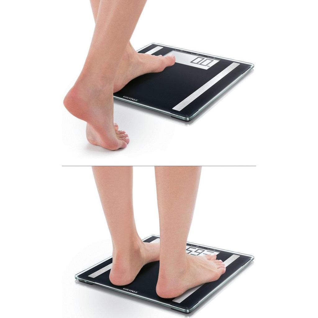 Soehnle Körper-Analyse-Waage »PWD Shape Sense Control 100«, Körper-Analysewaage für Fitness-Einsteiger