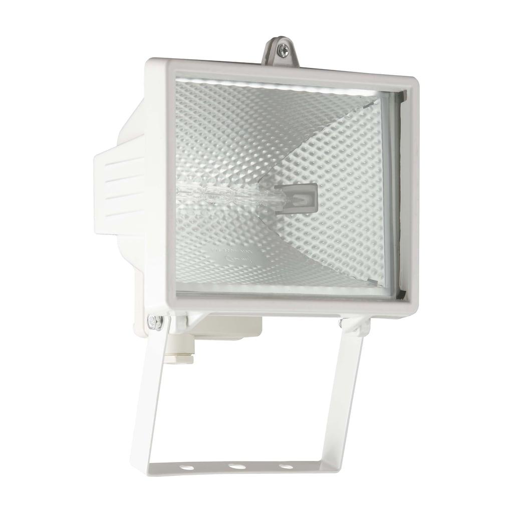 Brilliant Leuchten Tanko Außenwandstrahler 25cm weiß