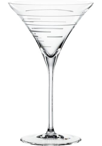 SPIEGELAU Cocktailglas »Lines«, (Set, 2 tlg.), 2-teilig, 220 ml kaufen