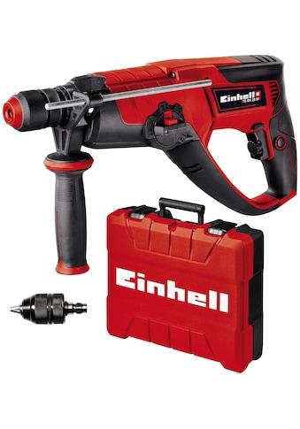 Einhell Bohrhammer »TE-RH 28 5F«, inkl. Zusatzbohrfutter für Schrauben und Bohren kaufen