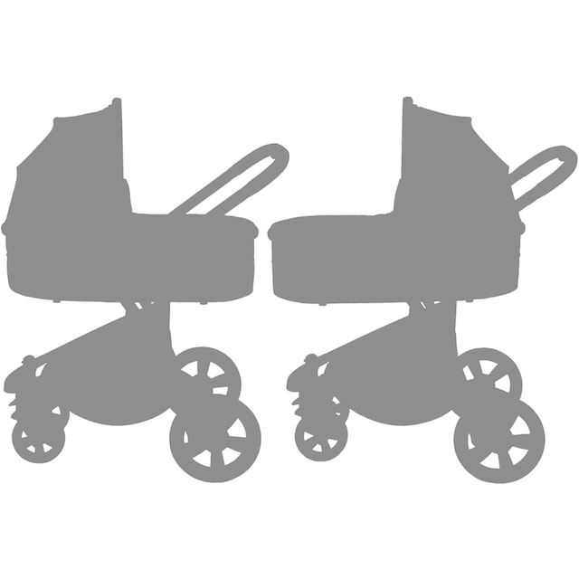 "BabyGo Kombi-Kinderwagen ""Spring, beige"""