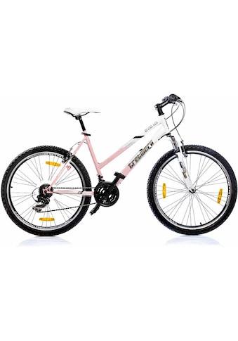 Leader Mountainbike 21 Gang Shimano Tourney Schaltwerk, Kettenschaltung kaufen