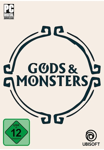 Gods & Monsters PC kaufen