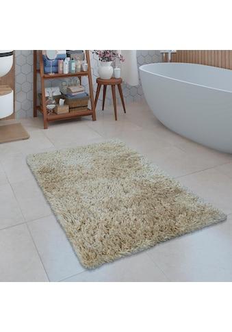 Paco Home Badematte »Kanda 360«, Höhe 45 mm, weiche Hochflor Oberfläche kaufen