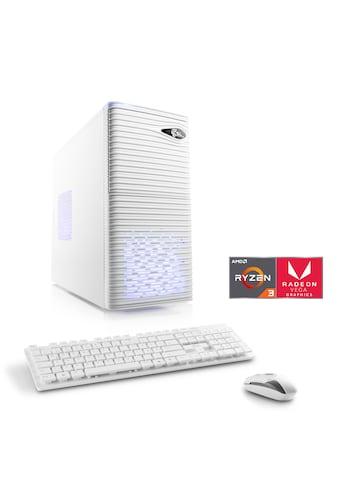 CSL »Sprint T8920 Windows 10 Home« Gaming - PC (AMD, Ryzen 3, Radeon Vega 8) kaufen
