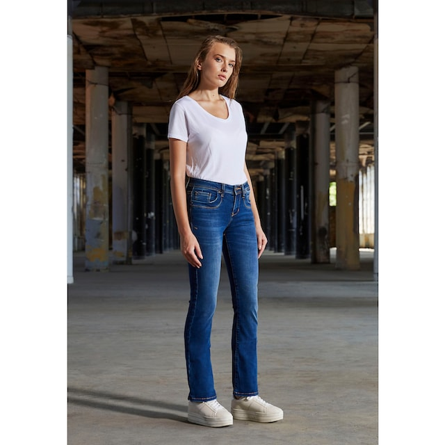 LTB Bootcut-Jeans »VALERIE X«