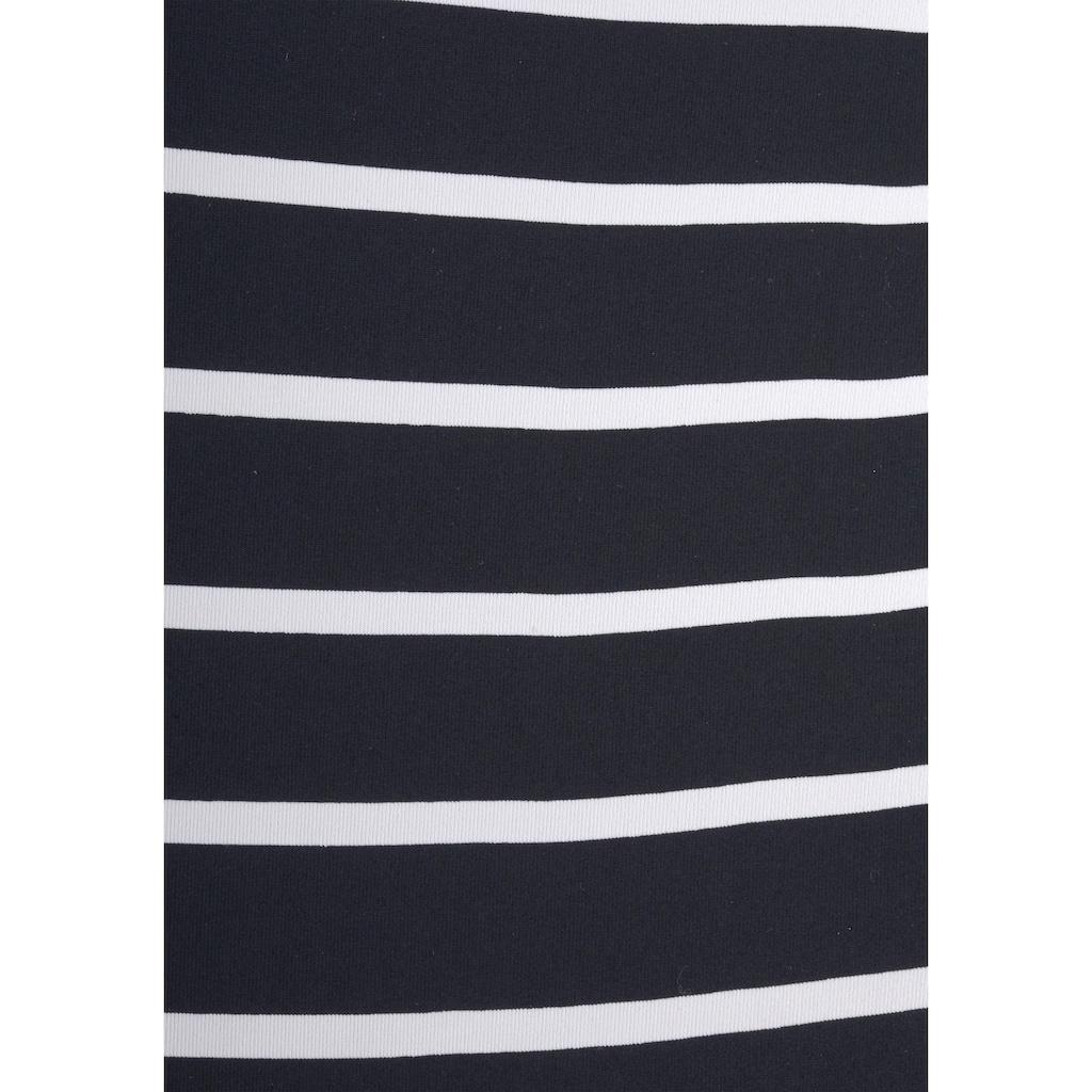 KangaROOS Badeanzug, mit Kontrastdetails