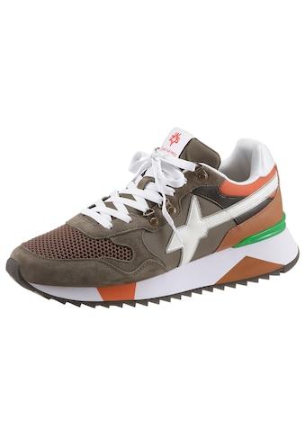 W6YZ Sneaker »YAK-M«, mit gepolsterter Innensohle kaufen
