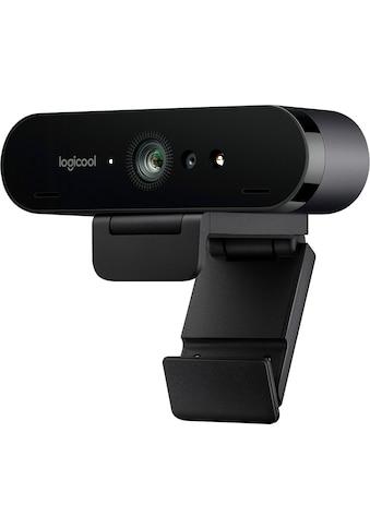 Logitech Webcam »BRIO 4K STREAM EDITION«, 4K Ultra HD, IrDA (Infrarot) kaufen