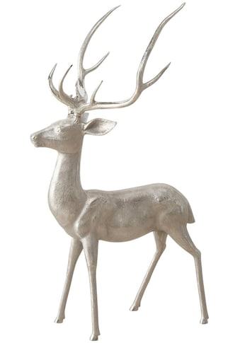 BOLTZE Dekofigur »Figur Hirsch« kaufen
