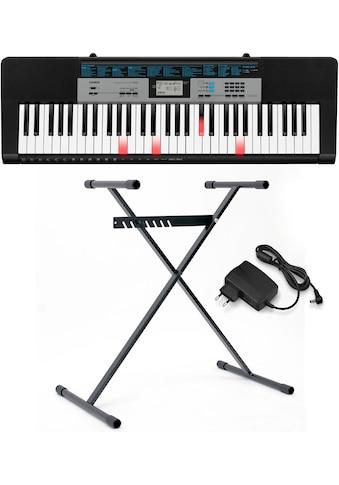 CASIO Keyboard »LK136«, mit Leuchttasten-Lernsystem kaufen