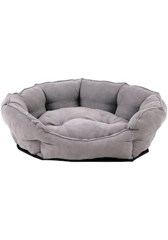 SILVIO design Tierbett »George M«, BxLxH: 46x56x19 cm, hellgrau kaufen