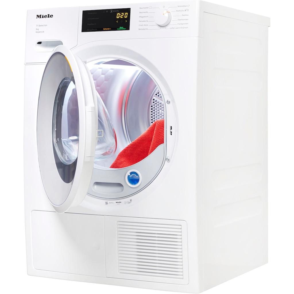 Miele Wärmepumpentrockner »TSD363 WP 8kg«, ModernLife