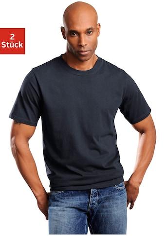 Schiesser T-Shirt, schlichte Basic-Shirts in Top-Markenqualität kaufen