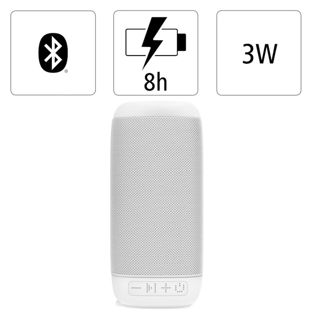 "Hama Bluetooth-Lautsprecher »Bluetooth-Lautsprecher«, ""Tube 2.0"", 3 W"