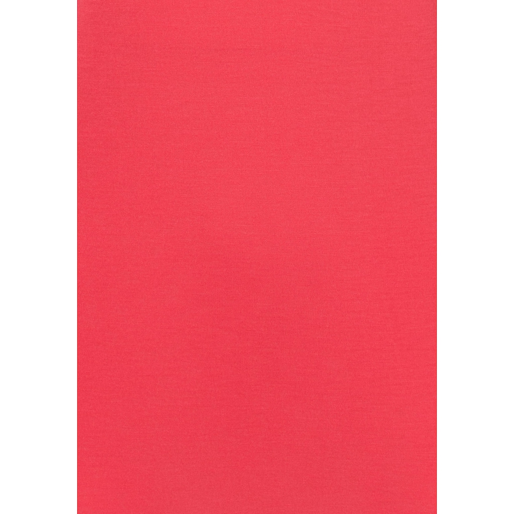 Vivance Spitzentop, mit schöner Spitze an den Schultern