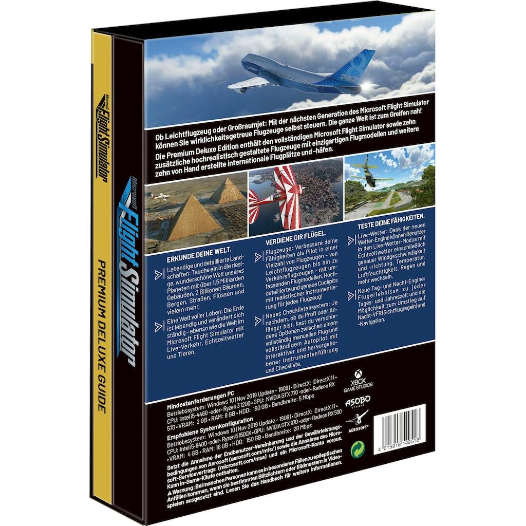 Microsoft Spiel »Flight Simulator Premium Deluxe Edition«, PC