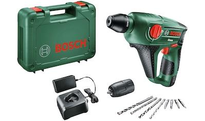 Bosch Powertools Bohrhammer »Uneo«, (Set), inkl. 1 Akku, Ladegerät kaufen