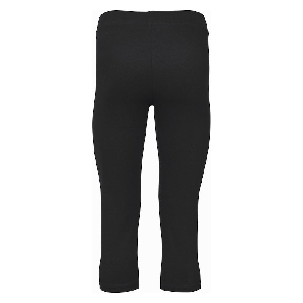 KangaROOS Leggings »Doppelpack«, (Packung, 2 tlg., 2er-Pack), Große Größen