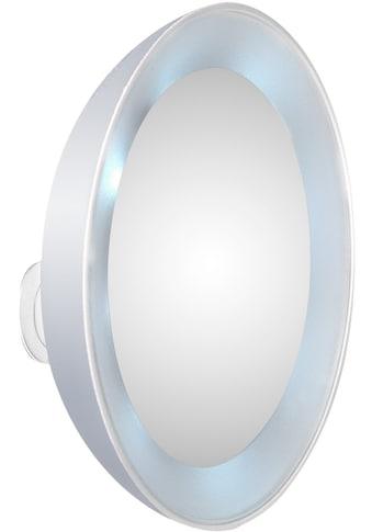 TWEEZERMAN Kosmetikspiegel, 15-fach Vergrößerung mit LED-Beleuchtung kaufen