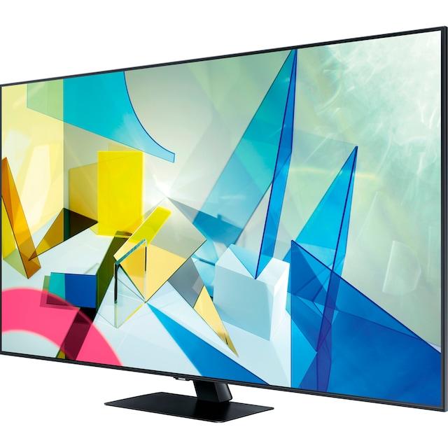 Samsung GQ65Q80T QLED-Fernseher (163 cm / (65 Zoll), 4K Ultra HD, Smart-TV