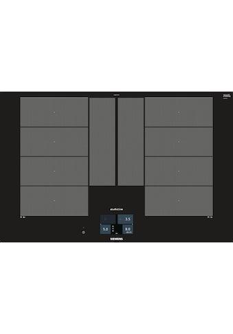 SIEMENS Flex-Induktions-Kochfeld von SCHOTT CERAN®, EX801KYW1E, mit cookConnect-System kaufen