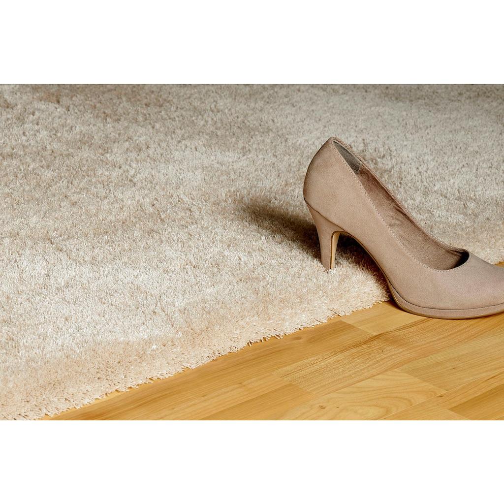 Hochflor-Teppich, »My Sanzee 650«, Obsession, rechteckig, Höhe 45 mm, handgetuftet