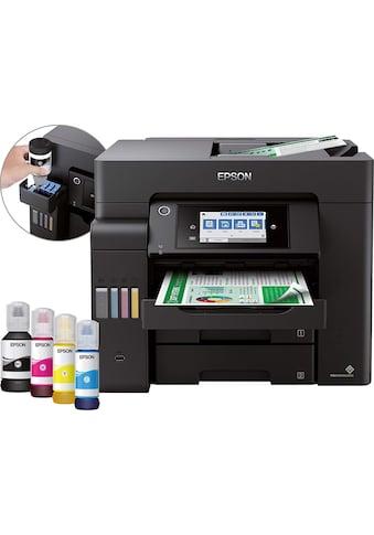 Epson EcoTank ET - 5800 »4 - in - 1 - Drucker« kaufen