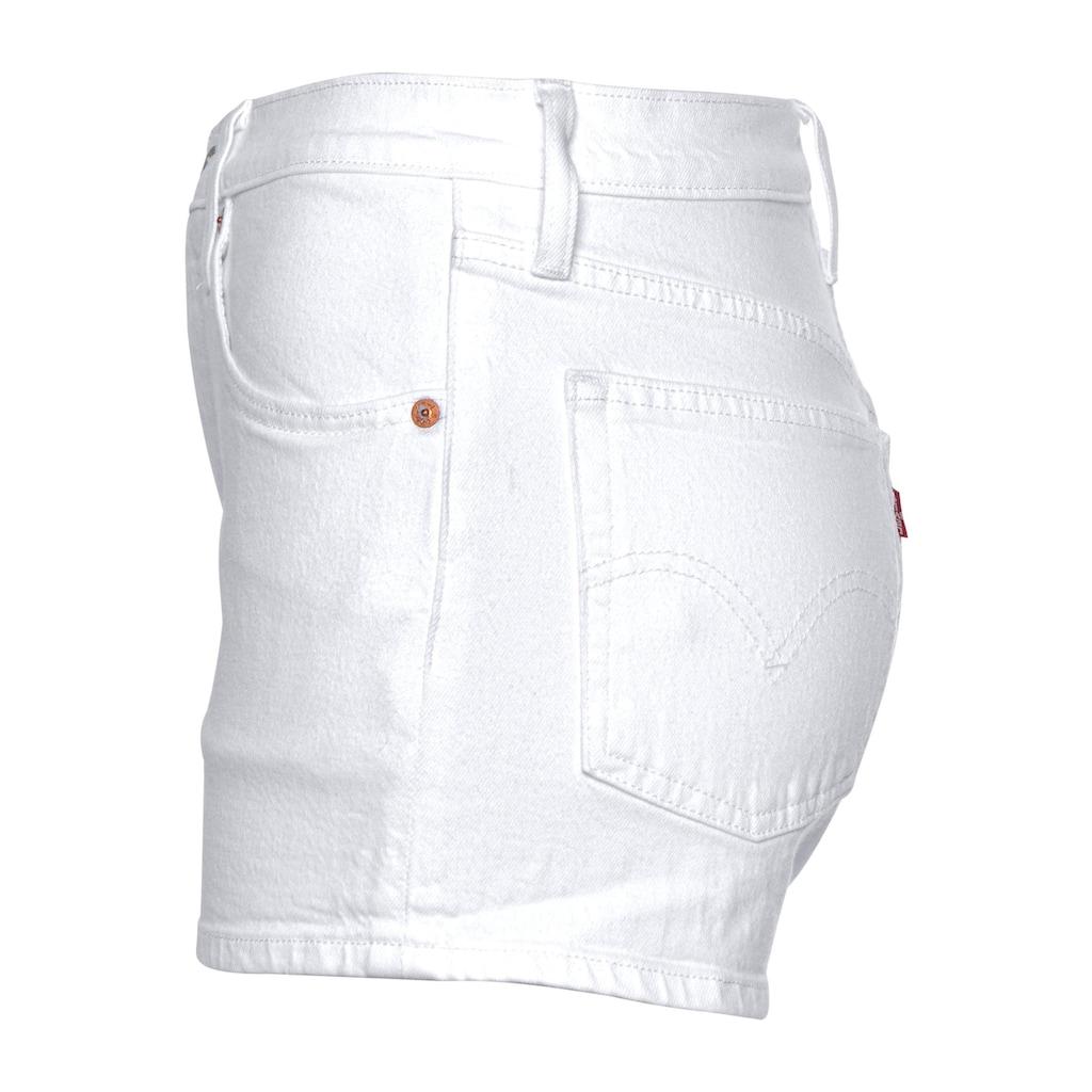 Levi's® Shorts »501® ORIGINAL SHORTS«, mit Knopfverschluß