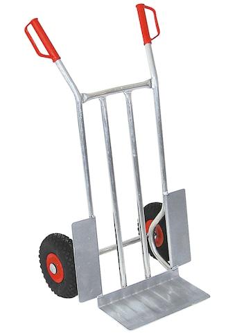 Sackkarre, BxTxH 570x520x1040 mm, Tragkraft 200 kg kaufen