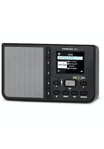 TechniSat Internet-Radio »STERNRADIO IR 2«, (WLAN Internetradio), via WLAN,... kaufen