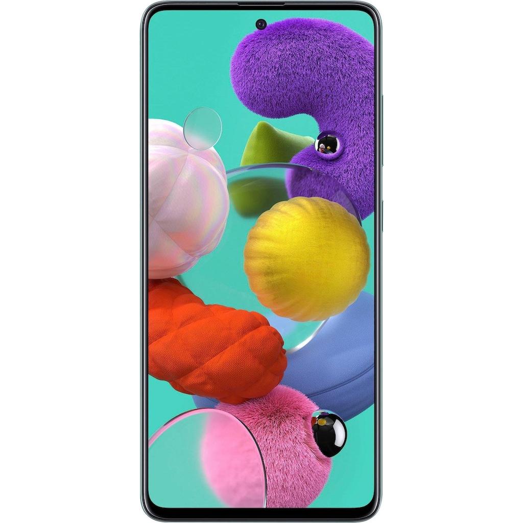 "Samsung Smartphone »Galaxy A51«, (16,4 cm/6,5 "", 128 GB Speicherplatz, 48 MP Kamera)"