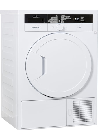Grundig Wärmepumpentrockner GTN 27240 M, 7 kg kaufen
