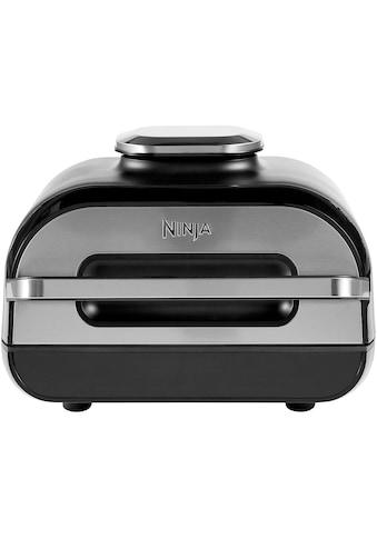 NINJA Heissluftfritteuse »und Grill Foodi MAX AG551EU«, 2460 W, 3,8 L Volumen, incl... kaufen