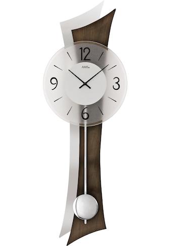 AMS Pendelwanduhr »W7425/1« kaufen