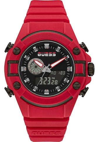 Guess Digitaluhr »G FORCE, GW0269G5« kaufen