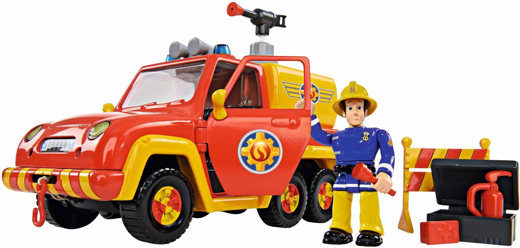 Feuerwehrauto Spiel Deutsch Baukästen & Konstruktionsspielzeug HEROS Constructor