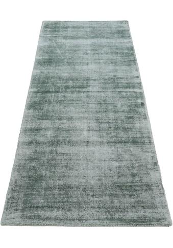 Läufer, »Ava«, carpetfine, rechteckig, Höhe 13 mm, handgewebt kaufen