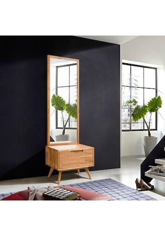 andas Spiegel »Scandi«, praktischer Zweiteiler, aus einer Aufbewahrungskommode,... kaufen