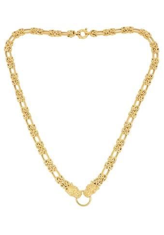 Firetti Collier »zwei Tierköpfen und Ring, diamantiert« kaufen