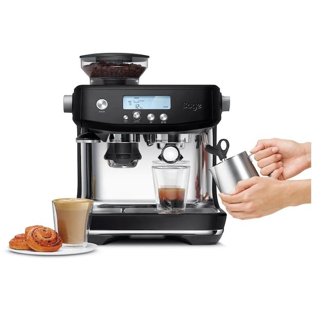 Sage Espressomaschine »The Barista Pro, SES878BTR4EEU1«