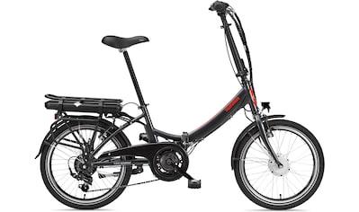 Telefunken E-Bike »Kompakt F810«, 7 Gang, Shimano, Shimano Tourney, Frontmotor 250 W kaufen