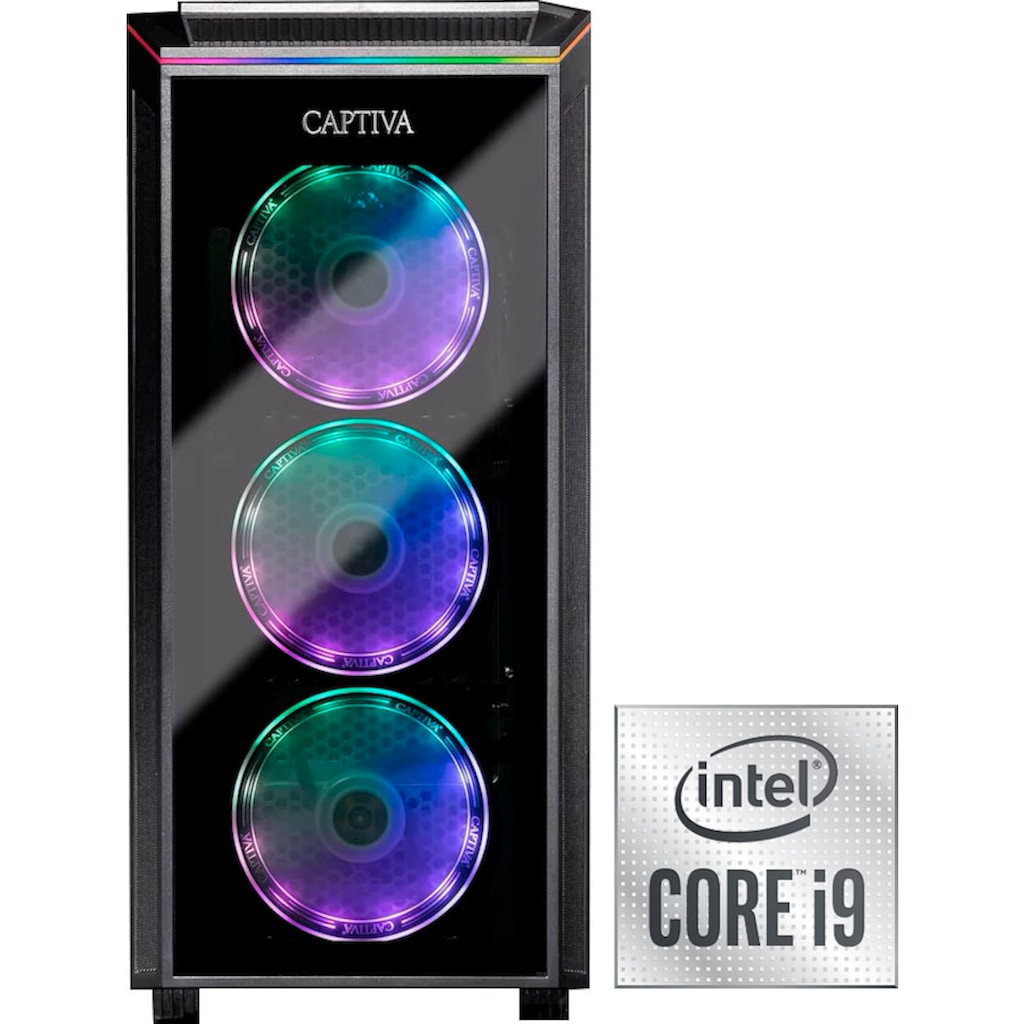 CAPTIVA Gaming-PC »G25IR 21V3«