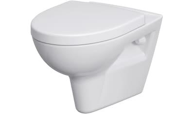 Cornat Komplett - Set: Wand WC »Montego spülrandlos« kaufen