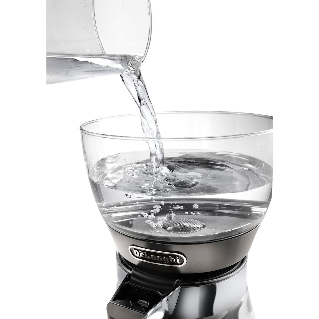 De'Longhi Filterkaffeemaschine »Clessidra ICM 17210«, Papierfilter, nach zertifiziertem ECBE Standard